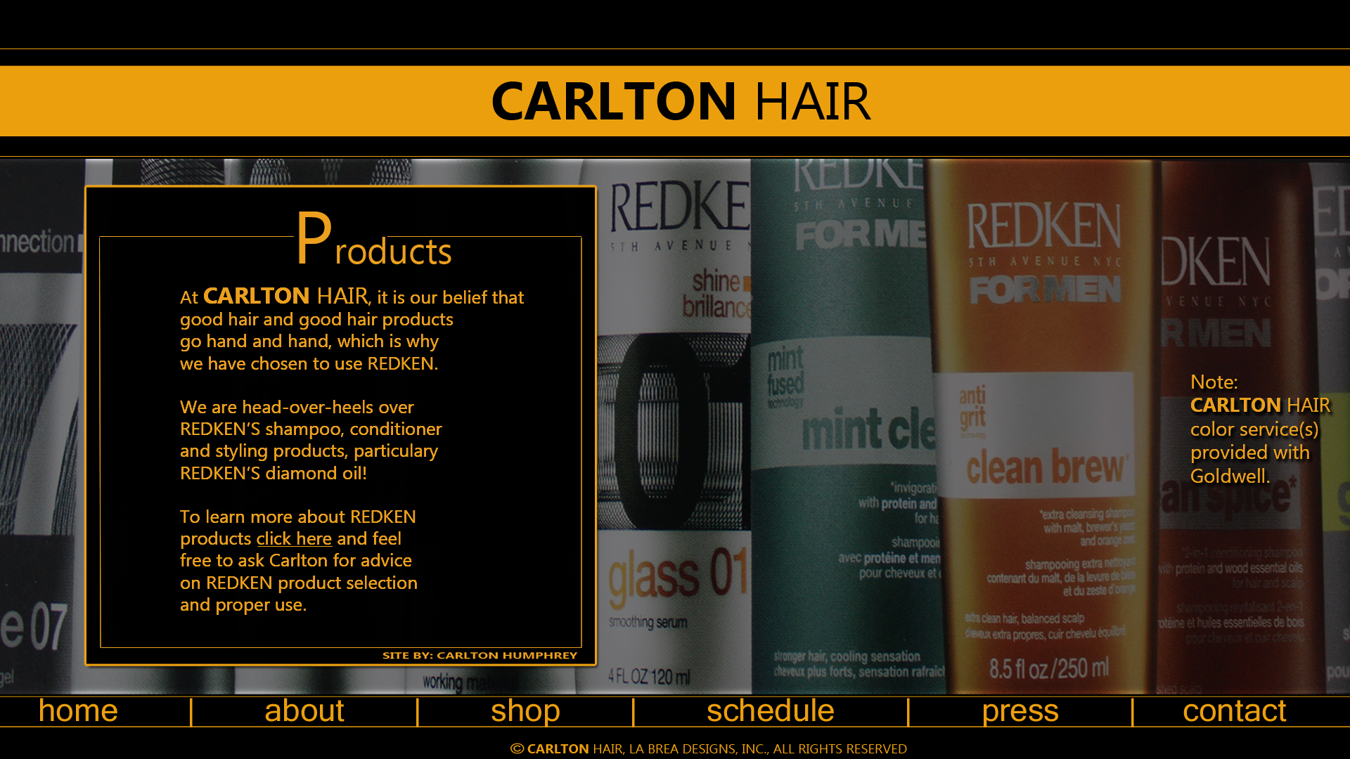 products page image